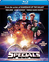 The Specials Blu-Ray Cover