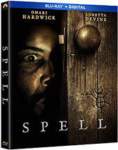 Spell Blu-Ray Cover