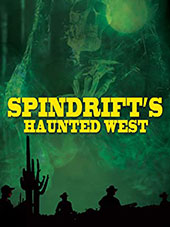 Spindrift's Haunted Halloween Cover