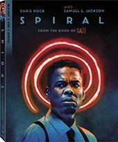 Spiral Blu-Ray Cover