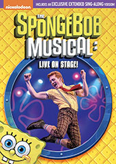 The SpongeBob Musical: Live on Stage! Cover