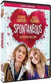 Spontaneous DVD Cover