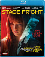 Blu-Ray Cover for Stage Fright
