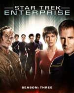 Star Trek Enterprise: Season Three DVD Cover