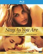 Stay As You Are Blu-Ray Cover