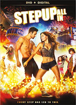 DVD Cover for Step Up All In