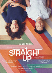 Straight Up DVD Cover