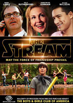 DVD Cover for The Stream