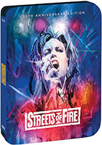Streets of Fire Steelbool Edition Cover