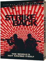 DVD Cover for Strike Back: Season 3