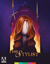 The Stylist Blu-Ray Cover