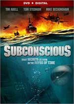 DVD Cover for Subconscious
