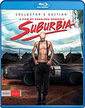 Suburbia Blu-Ray Cover