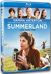 Summerland Blu-Ray Cover