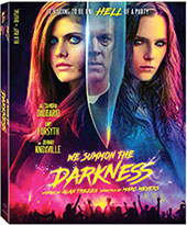 We Summon the Darkness Blu-Ray Cover