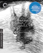 The Criterion Collection Blu-Ray Cover for Sundays and Cybele
