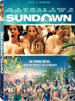 DVD Cover for Sundown
