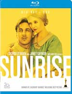 Blu-Ray Cover for Sunrise