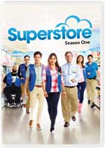 DVD Cover for Superstone: Season One