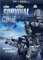 Survival Code DVD Cover