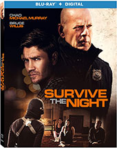Survive the Night Blu-Ray Cover