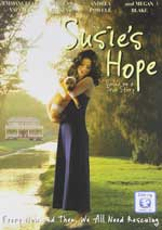 DVD Cover for Susie's Hope