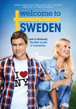 DVD Cover for Welcome to Sweden: The Complete First Season