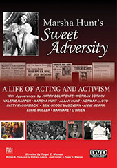 Marsha Hunt's Sweet Adversity DVD Cover
