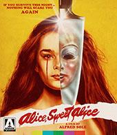 Alice, Sweet Alice Blu-Ray Cover