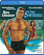 The Swimmer Blu-Ray Cover
