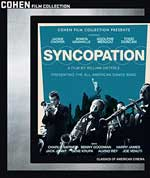 Syncopation Blu-Ray Cover