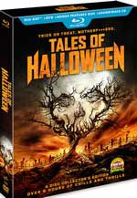 Tales of Halloween Blu-Ray Cover