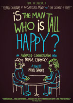 DVD Cover for Is the Man Who is Tall Happy?