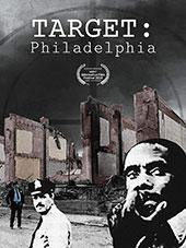Target: Philadelphia DVD Cover