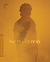 A Taste of Cherry Criterion Collection Blu-Ray Cover