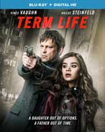 Term Life Blu-Ray Cover