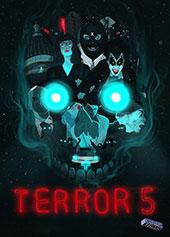 Terror 5 Blu-Ray Cover