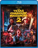 The Texas Chainsaw Massacre 2 Blu-Ray Cover