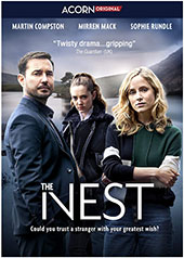 The Nest DVD Cover