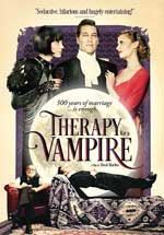 DVD Cover for Therapy for a Vampire