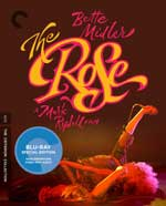 The Rose Criterion Collection Blu-Ray Cover