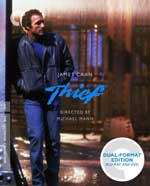 Thief Criterion Collection Blu-Ray Cover