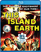 This Island Earth Blu-Ray Cover