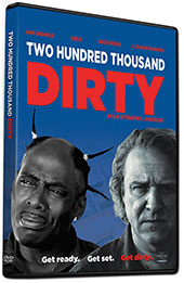 TTwo Hundred Thousand Dirty Blu-Ray Cover