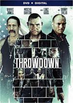 DVD Cover for Throwdown