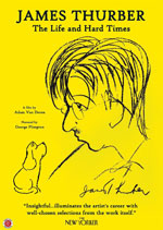 DVD Cover for James Thurber: The Life and Hard Times