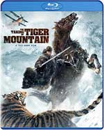 The Taking of Tiger Mountain Blu-Ray Cover