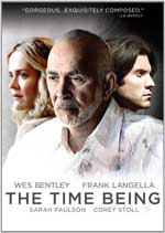 DVD Cover for The Time Being