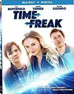 Time Freak Blu-Ray Cover