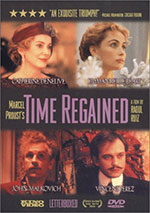 Time Regained DVD Cover